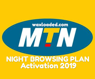 Activation codes for MTN Night Browsing Plan 2019