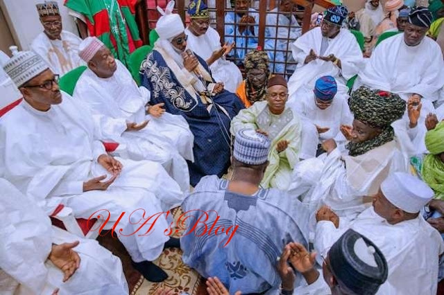 Nigerians have lost confidence in the north – Northern leaders tell Saraki