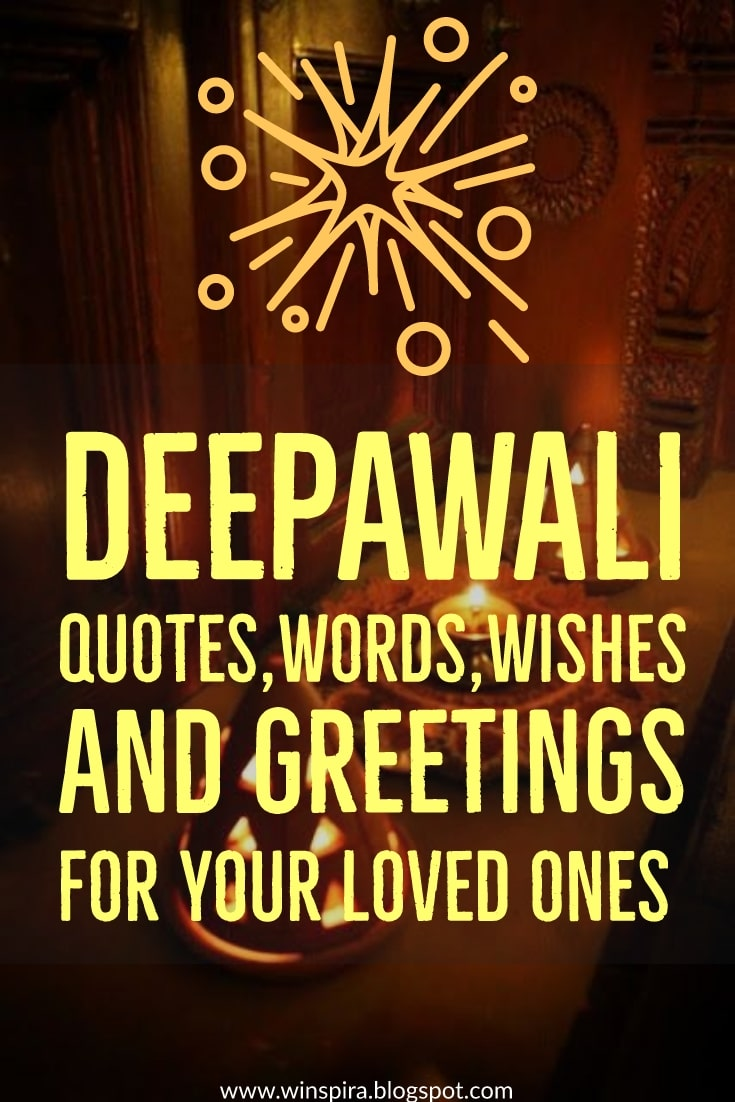Diwali Quotes Words Wishes And Greetings For Your Loved Ones