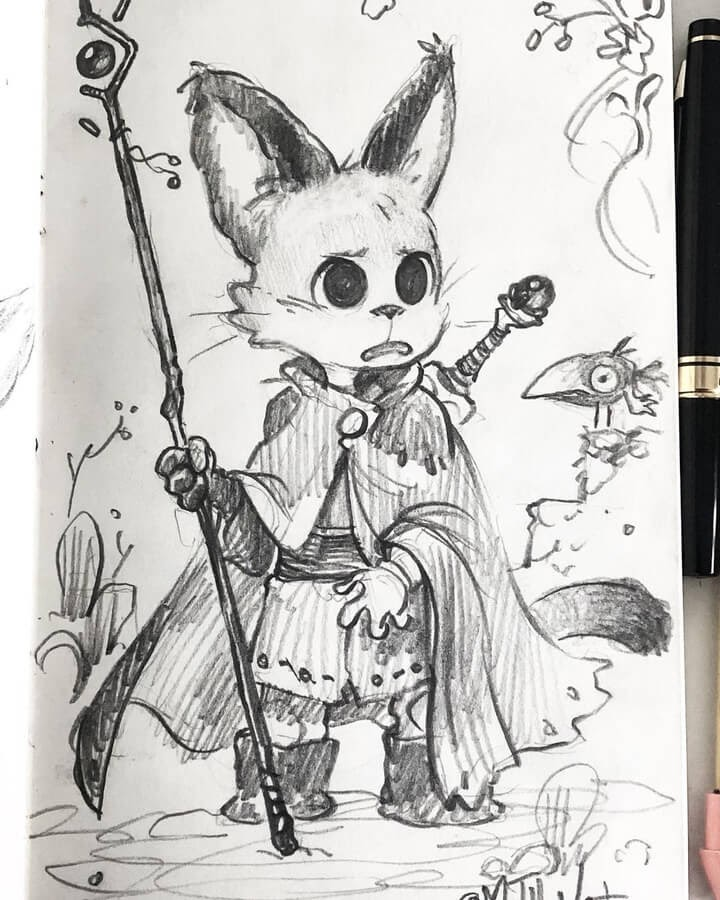 09-The-fox-Wizard-MS-Armstrong-www-designstack-co