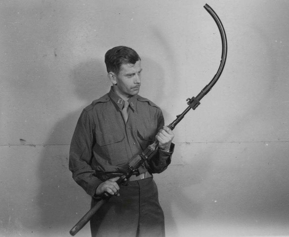 Shoot Around the Corner: The Krummlauf, a Gun With Bent-Barrel