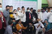 PPD Desa Sukatani Perkenalkan 5 Orang Calon Kades Dengan Visi & Misi Ke Warga