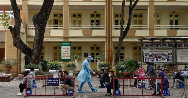 Việt Nam 212 ca: Bệnh nhân 209 làm tại công ty xăng dầu khu vực I
