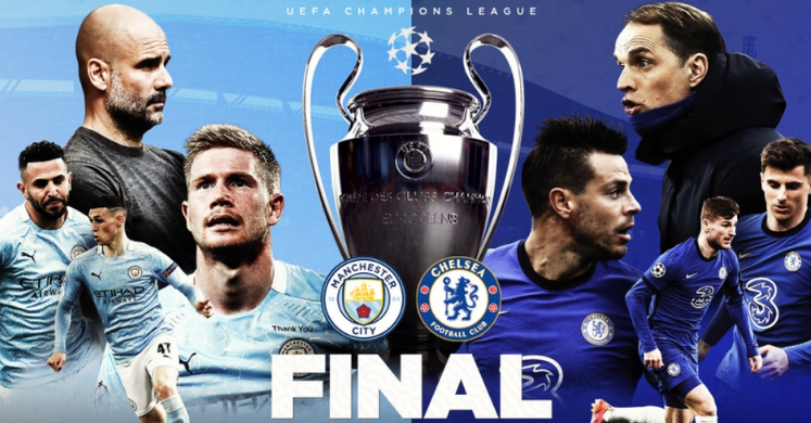 Updates: The Champions League final 2021 Date, time, venue, TV coverage, and Buy Tickets