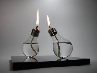 Lampu saat PLN Padam