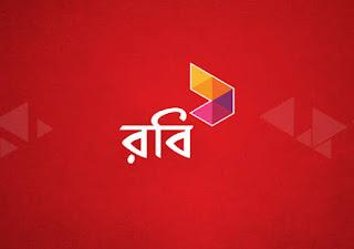 Robi logo,robi free Internet, robi offer