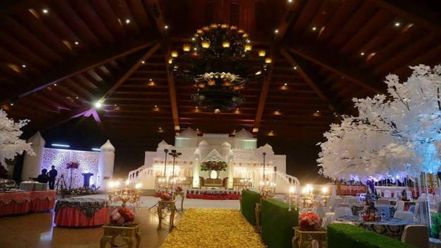 Islamic Themed Wedding