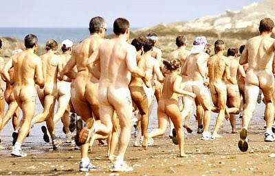 Naked Running Races 31
