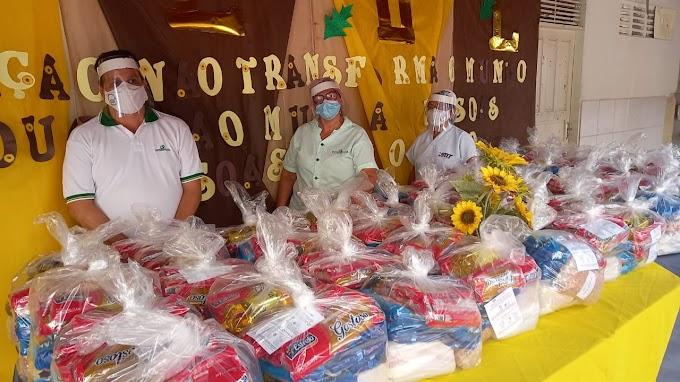 Governo do RN retoma a entrega dos kits da merenda escolar para estudantes da rede estadual