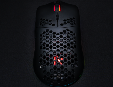 Aftershock PC Releases Hexar Ultralight Gaming Mouse