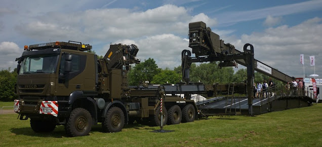 Combat Engineering Equipment - Dry Support Bridge Acquisition Project of the Philippine Army
