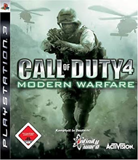 CALL OF DUTY 4 MODERN WARFARE PS3 TORRENT