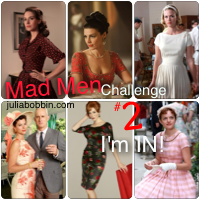Mad Men Dress 2