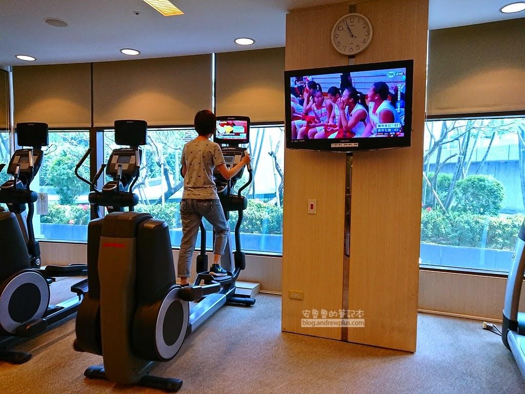 台南健身房,台南香格里拉游泳池,香格里拉健身房游泳池