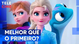 Frozen 2: Review sem Spoiler
