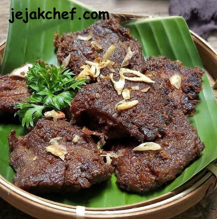 resep empal gepuk daging sapi empuk