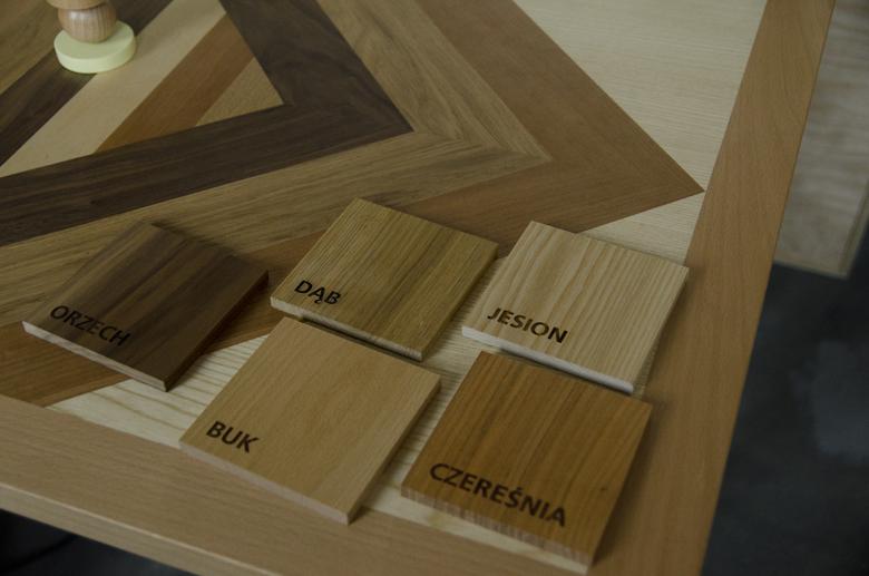 Piękne drewniane meble Wood&Paper.