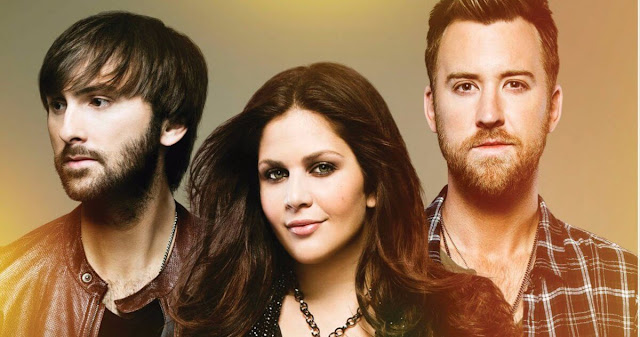 ENTRETENIMENTOCountry Band Lady Antebellum