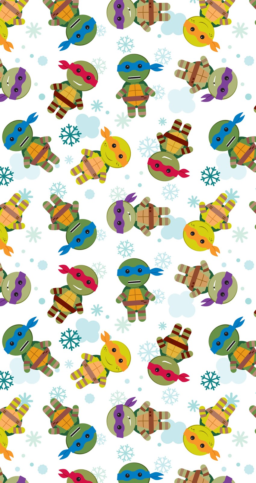 NickALive!: Festive Nickelodeon Mobile Backgrounds By Nickelodeon Greece