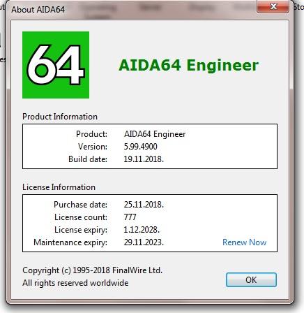 keygen aida64 engineer