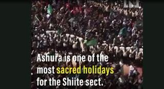 Asyura Syiah di Karbala Memakan Korban, 30 Orang Tewas