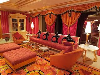 Tampil Hotel Mewah Burj Al Arab di Dubai - 11