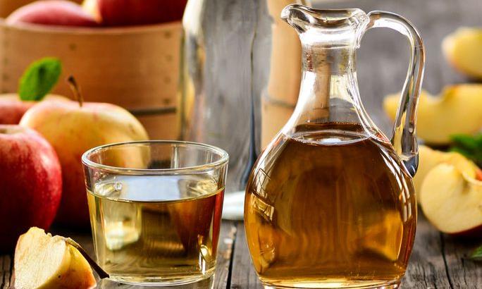 cara menghilangkan bekas jerawat dengan cuka apel