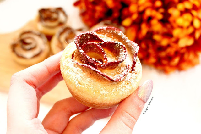 Apple Rose Pastry Recipe