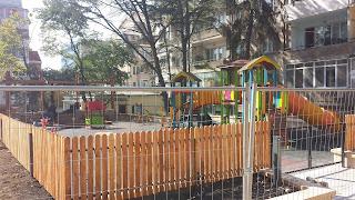 Playground, Jet Fighter Plane, Yambol,