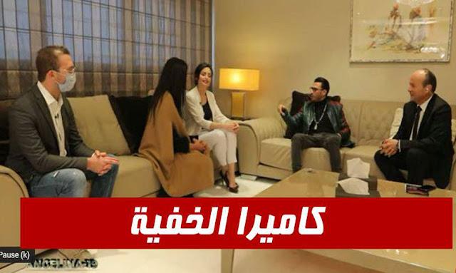 بالفيديو ... مصطفى الدّلاجي ضحيّة ''انجولينا''
