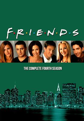 Friends (TV Series) S04 DVDHD DUAL LATINO + SUB 3xDVD5