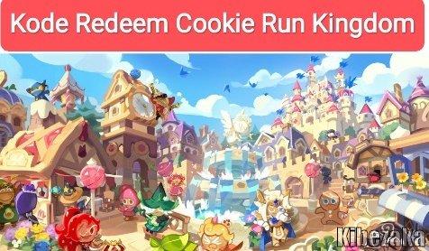 kode redeem cookie run kingdom