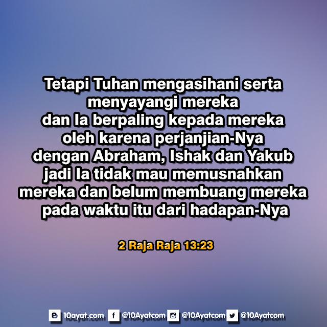 2 Raja-Raja 13:23