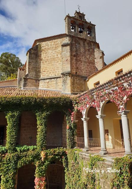 Jardines del Monasterio de Yuste