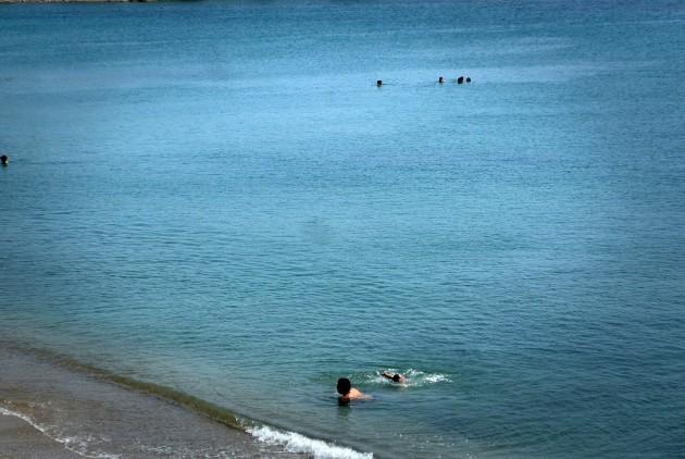 Άρτα: Θαλάσσια Μπάνια Για Τα Μέλη Του ΚΑΠΗ Και Φέτος Στην Κορωνησία