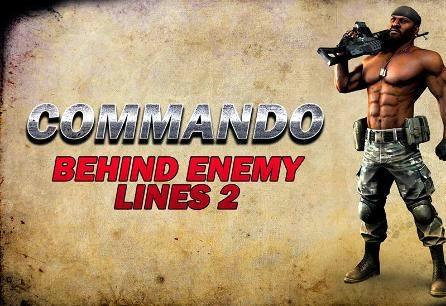 Download Commando: Behind Enemy Lines 2 3D