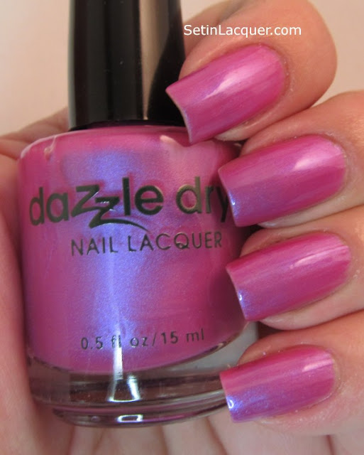 July 2012 Set In Lacquer