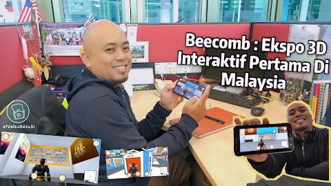 Beecomb : Ekspo 3D Interaktif Pertama Di Malaysia
