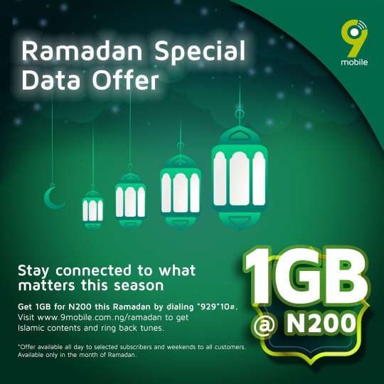 How to Get 9Mobile 10GB For Just N2000 With 30 Days Validity