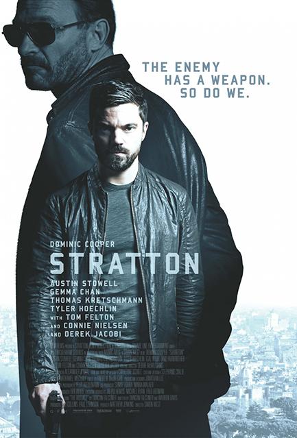 Stratton Legendado