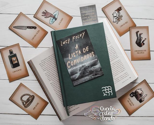 Resenha: A Lista de Convidados - Lucy Foley