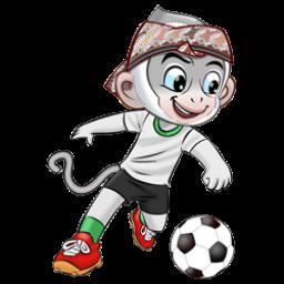 Logo dan Lambang Cabang Olahraga PON Jabar 2016 Sepakbola