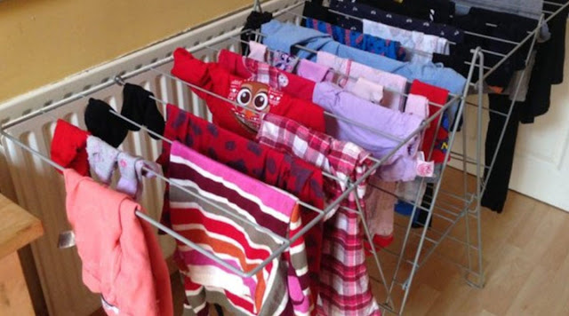 Why You Should Not Dry Clothes Inside Your Home