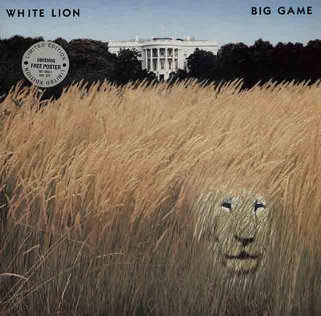 """Ο δίσκος των White Lion - """"Big Game"""""""