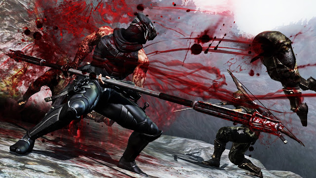 Ninja gaiden 3 Razor's Edge PC - Game chặt chém hay nhất 0
