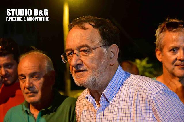 Κίνηση κατά των Πλειστηριασμών Αργολίδας: Πολιτική δίωξη η παραπομπή σε δίκη του Π. Λαφαζάνη