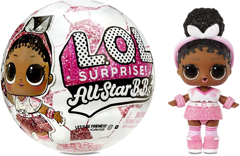 LOL Surprise All-Star B.B.s Sports Series 3