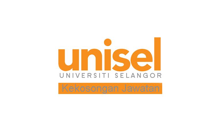 Kekosongan Terkini di Universiti Selangor