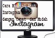 Cara Membuat Akun Instagram di PC dengan Cepat  dan Mudah  1