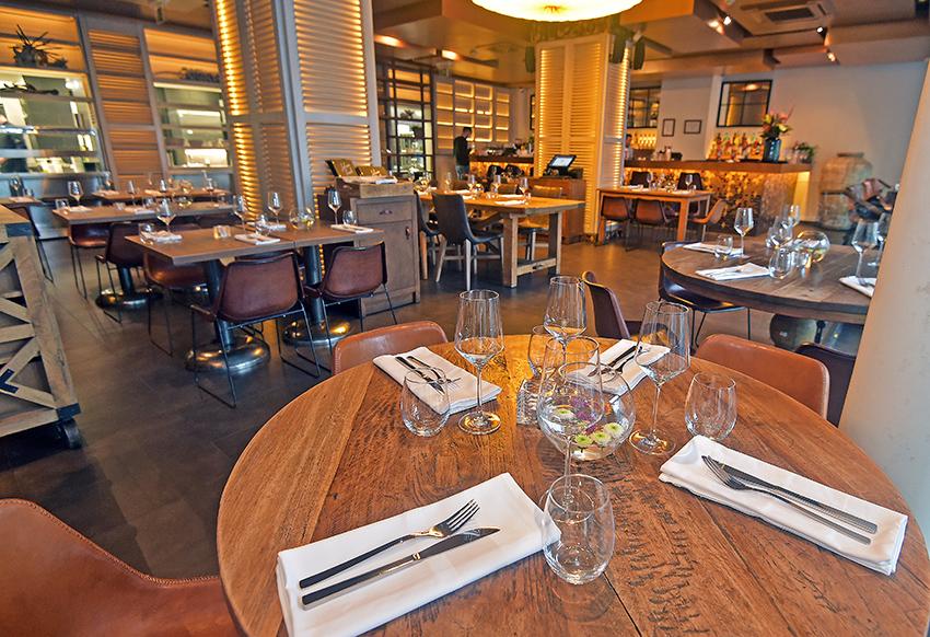 Johann Frank Restaurant in Wien